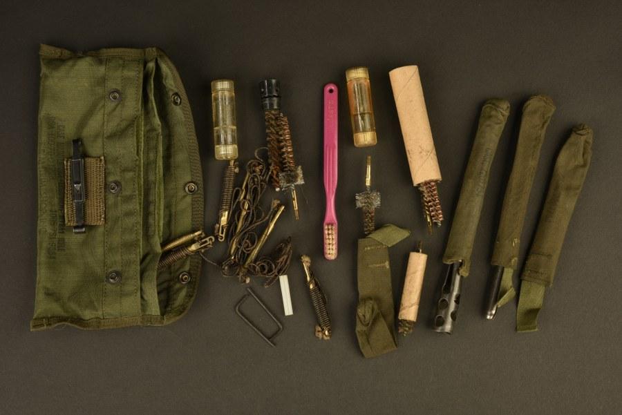 Accessoires de nettoyage du M16A1