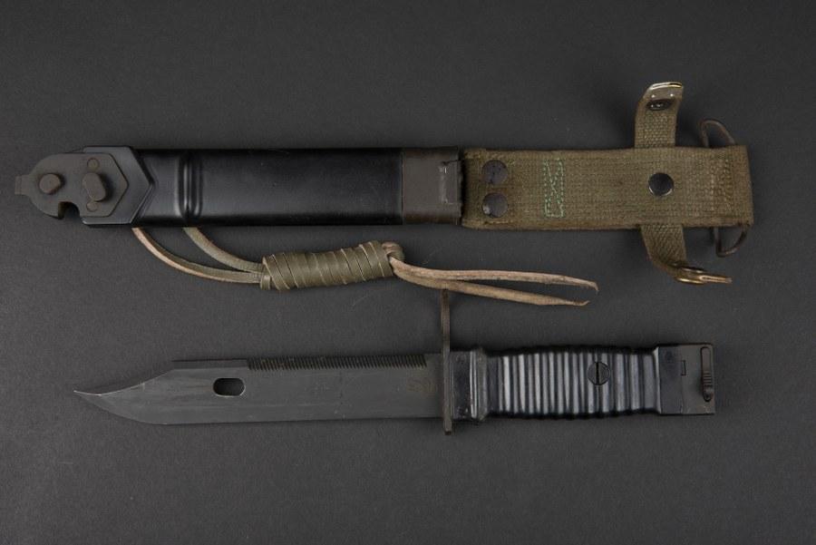 Poignard de combat type KCB