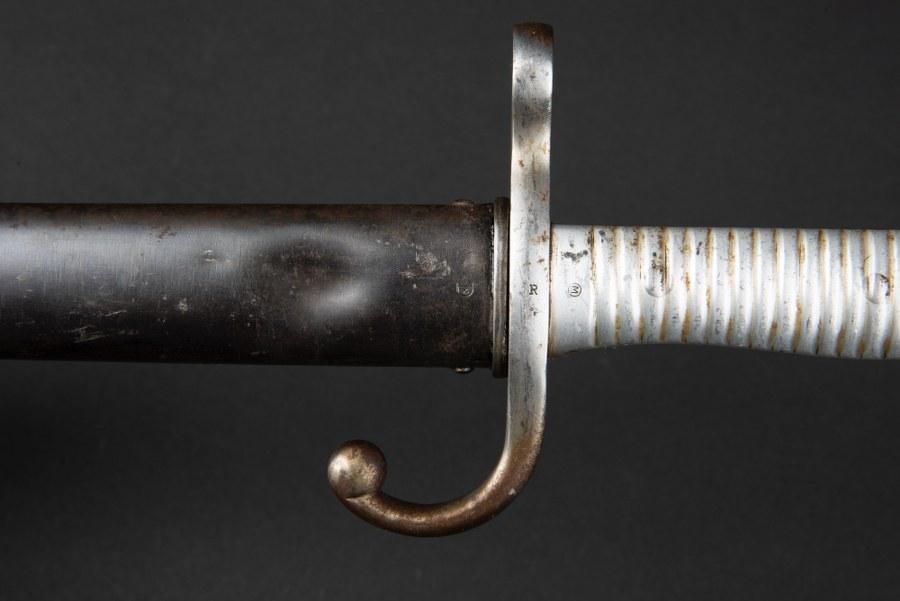 Baïonnette modèle 1891 allemande