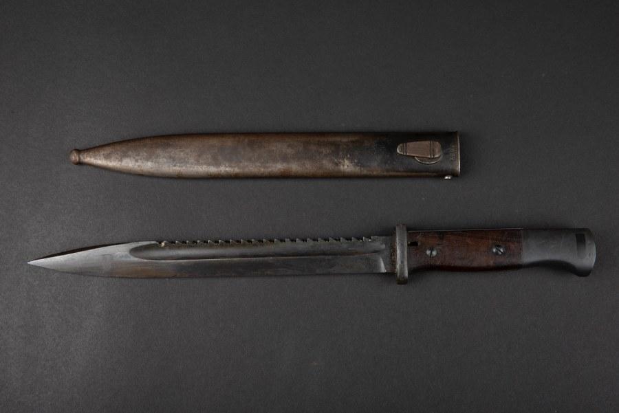 Baïonnette Mauser dent de scie