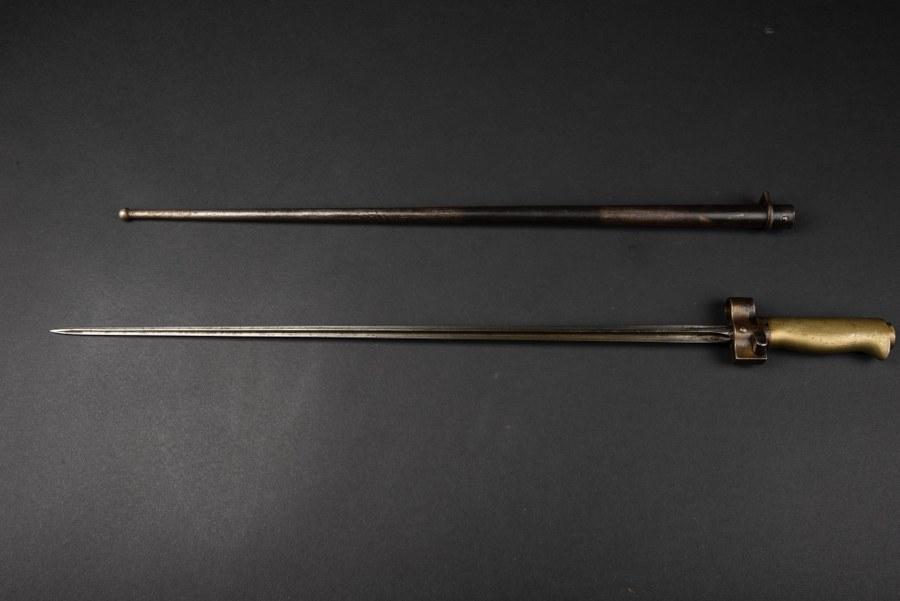 Baïonnette 1886 modifiée en 1915