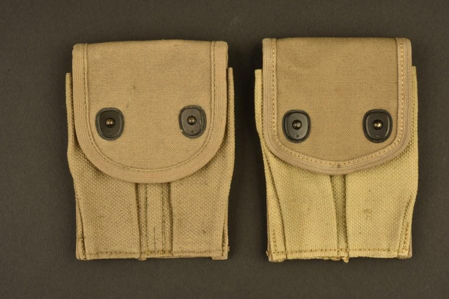 Pochettes pour chargeurs de Colt 45 WW1