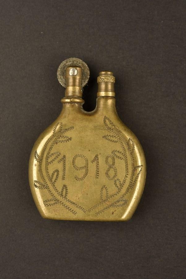 Briquet d'artisanat de tranchée WWI