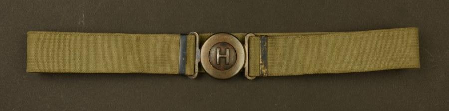 Ceinturon de garnison Headquarters Mills 1918