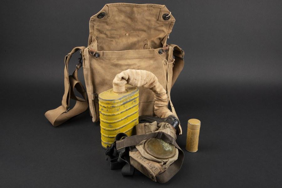 Masque anti-gaz US WWI