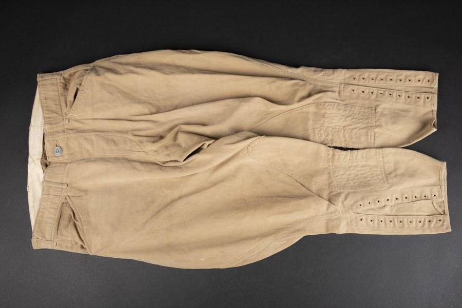 Pantalon culotte de cheval US