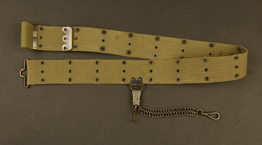 Ceinturon de cavalerie US WWI