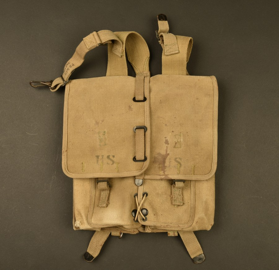 M1912 Cavalry Ration Bags Pack