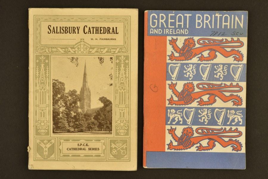 Ensemble d'ouvrages britannique