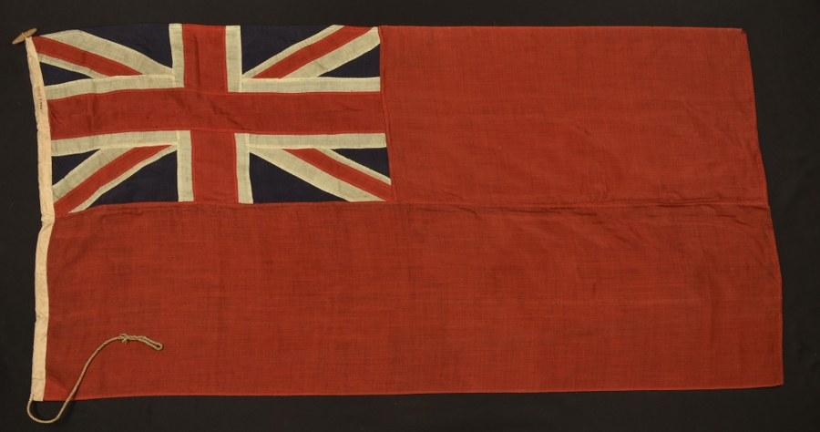 Drapeau de la marine britannique