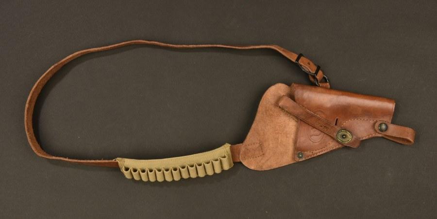 Holster de poitrine pour Colt 45