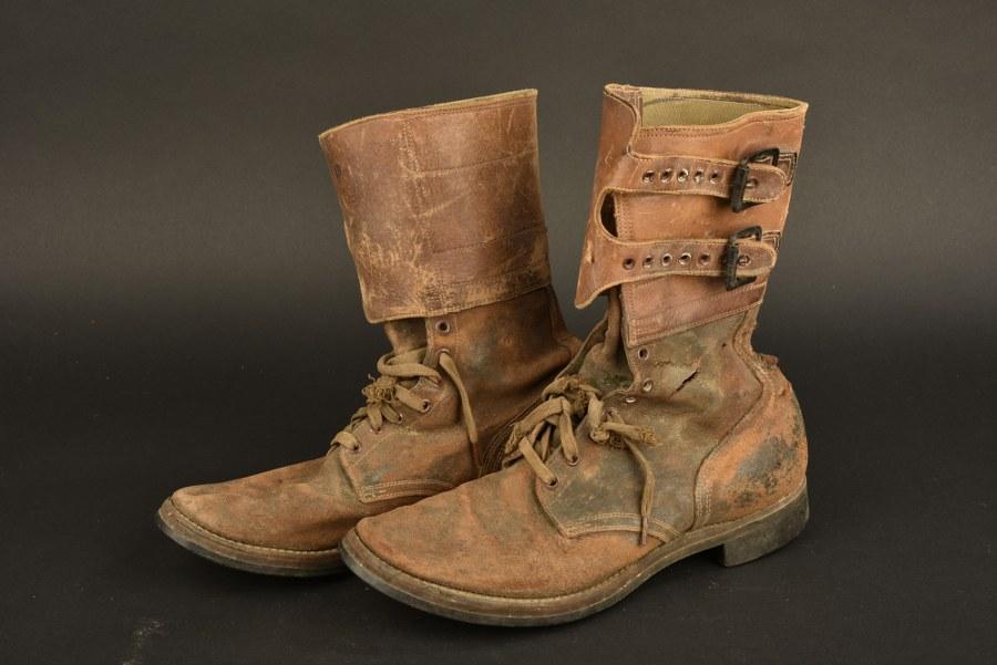 Buckle Boots terrain