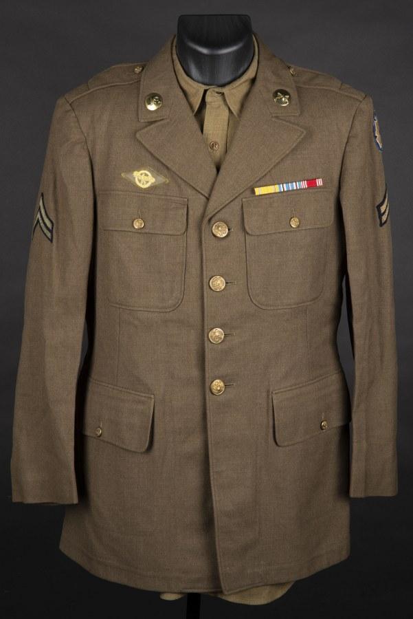 Uniforme troupe MP du 6ème Service Command