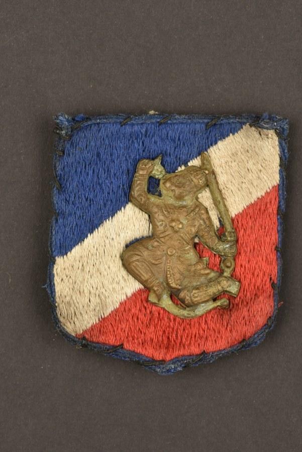 Insigne Mission Militaire Française au Cambodge