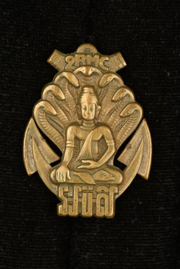 Insigne Régiment Mixte du Cambodge