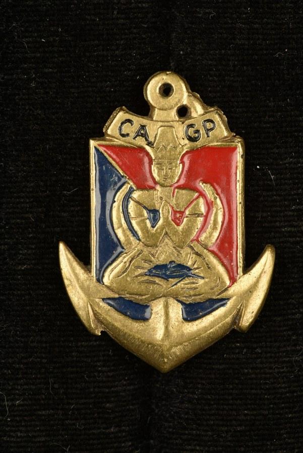 Insigne Compagnie Autonome de Garnison PNOM PENH
