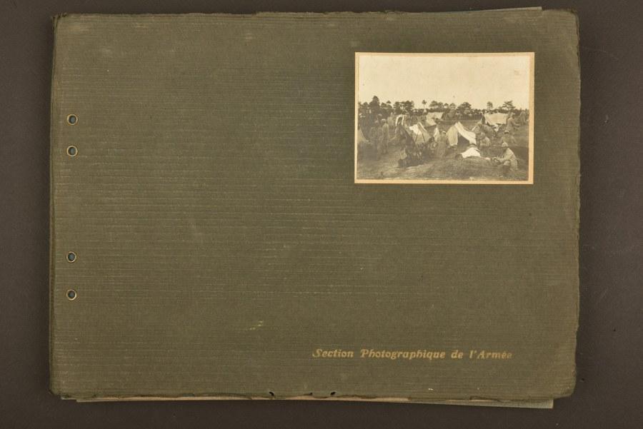 Album de la section photographique de l'Armée, Maréchal Fayolle