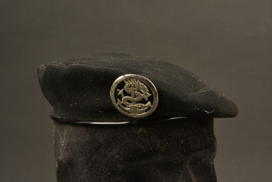 Béret Bataillon de marche indochinois