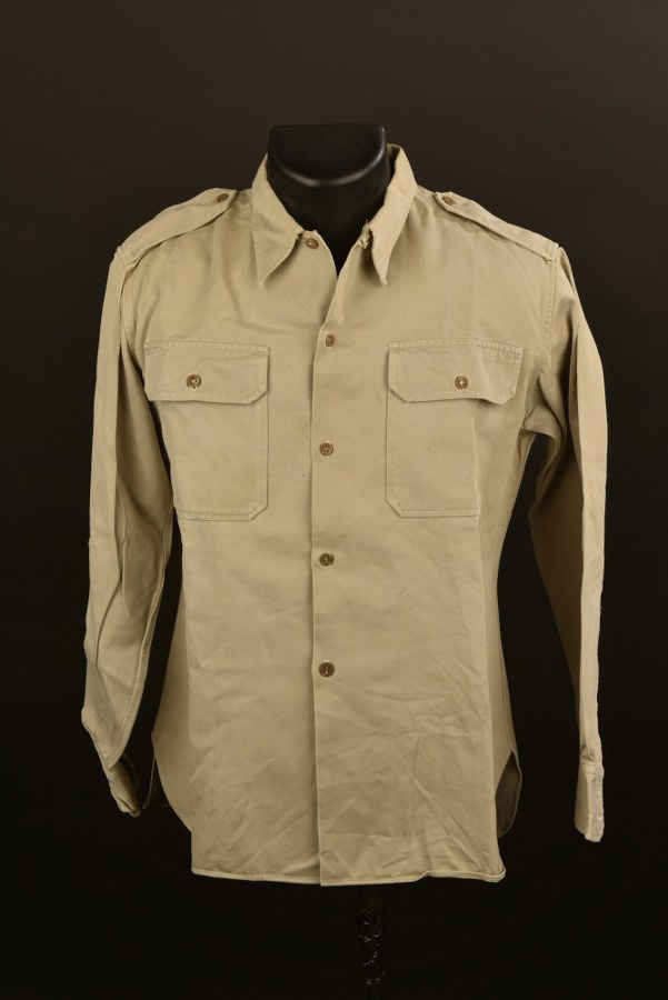 Chemise tailleur Indochinois