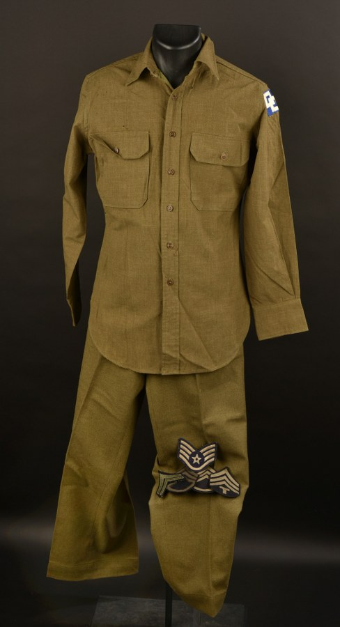 Ensemble d'uniforme US