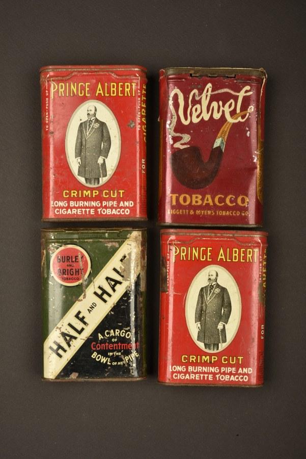Ensemble de tabac US