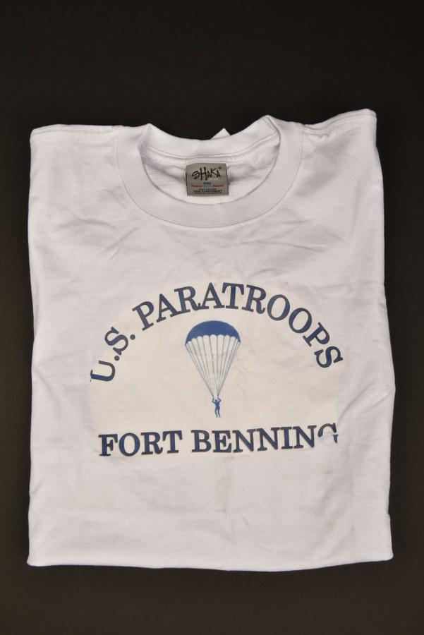 Tee-shirt Paratroops Fort Bennig