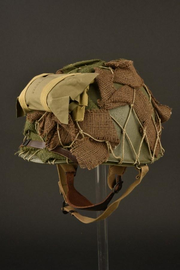 Reproduction casque de parachutiste US