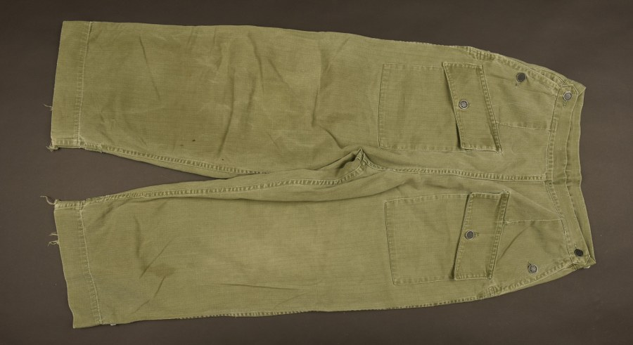 Reproduction de pantalon HBT WAAC