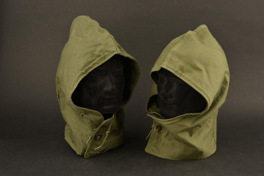 Capuches de veste M-51