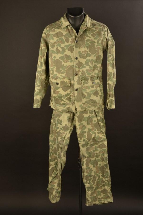 Uniforme camouflé US Vietnam