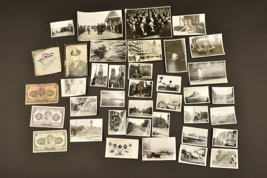 Lot de photos et documents du Grand Duché du Luxembourg