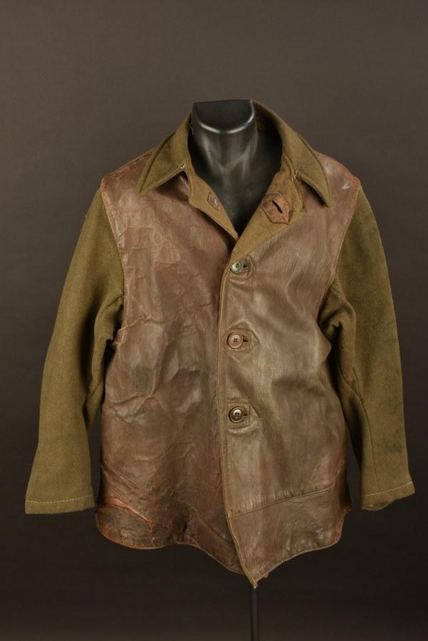 Leather Jerkins modifié