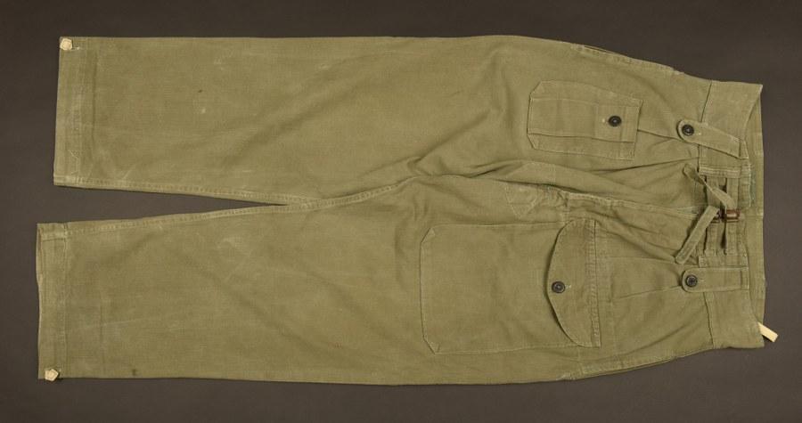 Pantalon de jungle britannique