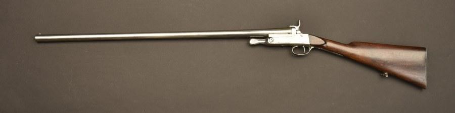 Fusil de braconnier catégorie D