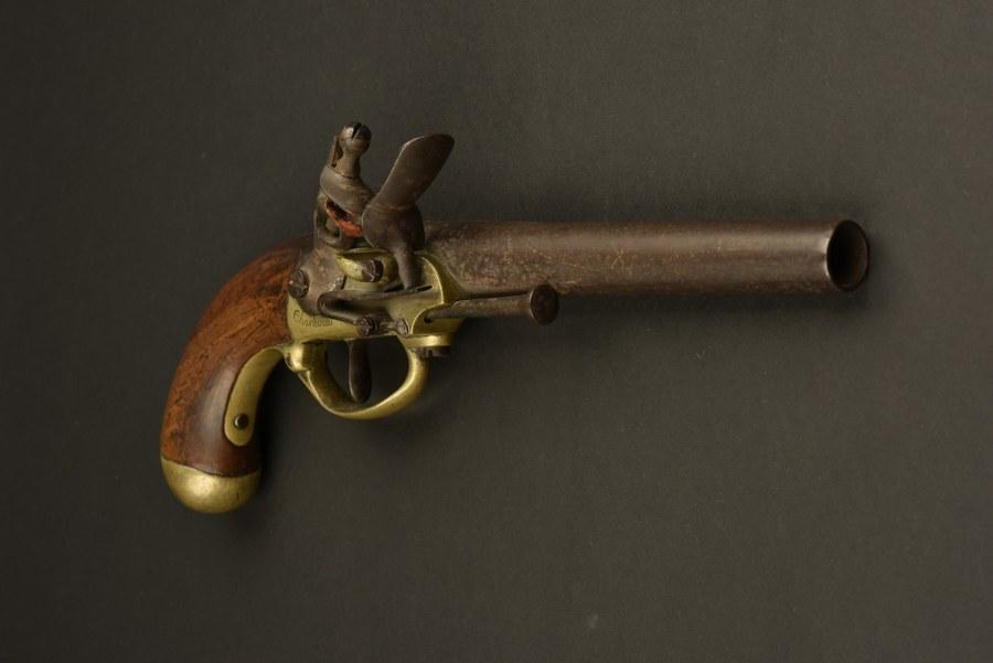 Pistolet Mle 1777 Charleville