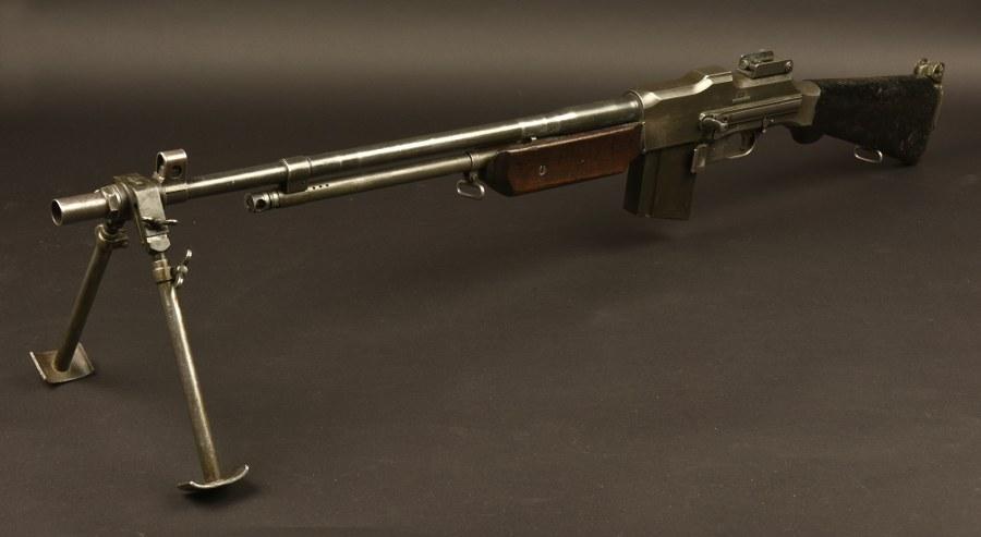 Fusil mitrailleur FM BAR Catégorie C9