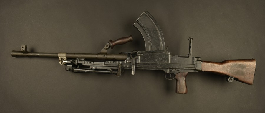 Fusil mitrailleur Bren Catégorie C9