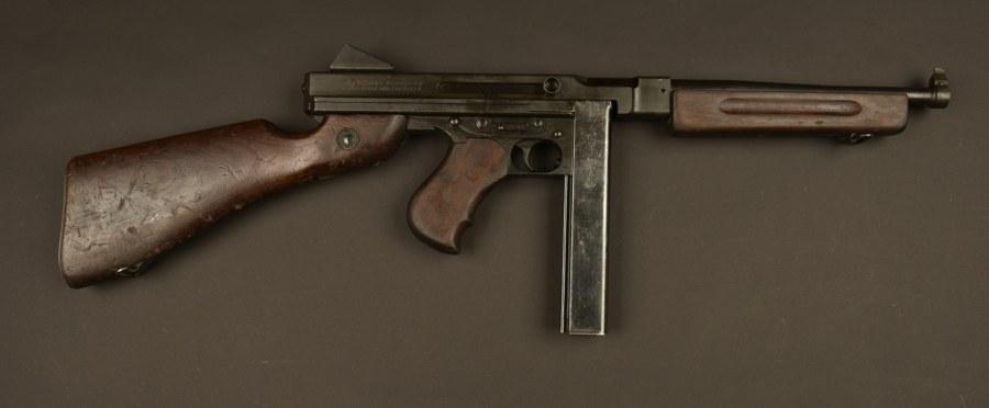 Pistolet mitrailleur Thompson Catégorie C9