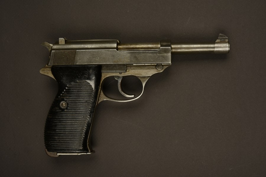 Pistolet P38 Catégorie C9