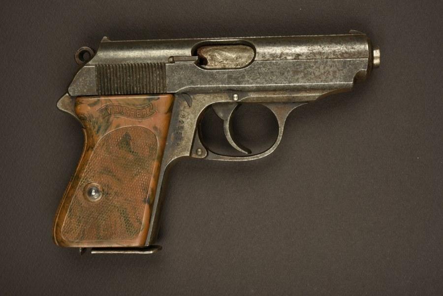 Pistolet Walther PPK Marquages RZM. Catégorie C9