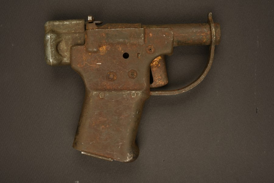 Pistolet USA Liberator. Catégorie C9