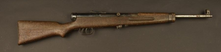 Pistolet mitrailleur San Cristobal. Catégorie C9