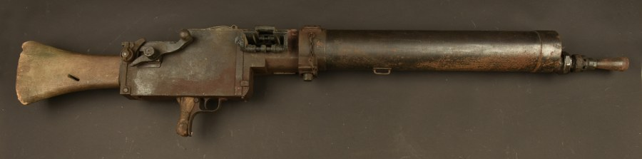 Mitrailleuse MG 08/15 Catégorie C9