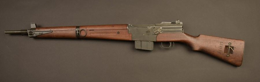 Carabine semi automatique MAS 49. Catégorie C9