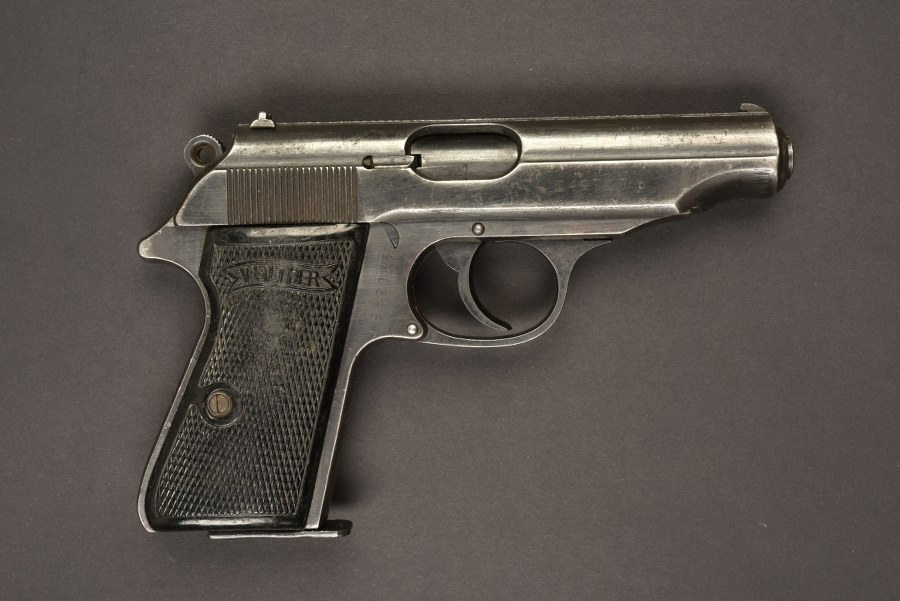 Pistolet WALTHER PP. Catégorie C9