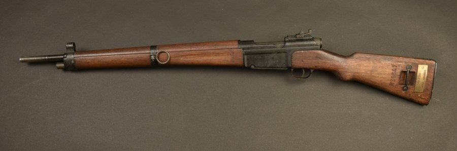 Carabine MAS 36LA. Catégorie C9