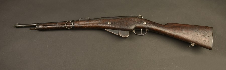 Carabine BERTHIER 1892. Catégorie C9