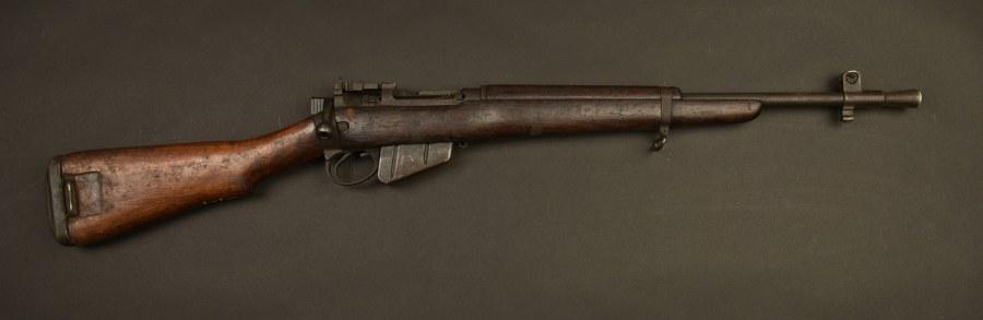 Carabine ENFIELD N°5MK1 JUNGLE CARBINE. Catégorie C9