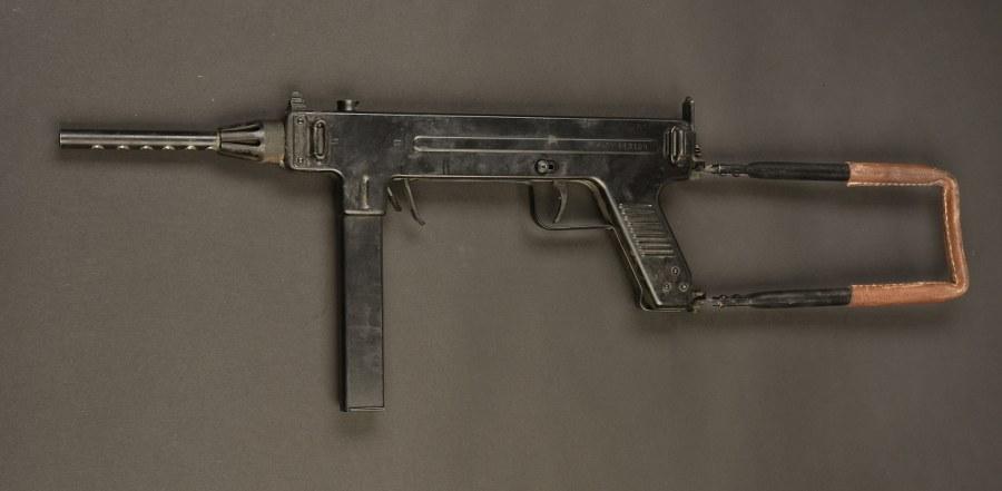 Pistolet mitrailleur MADSEN M50. Catégorie C9