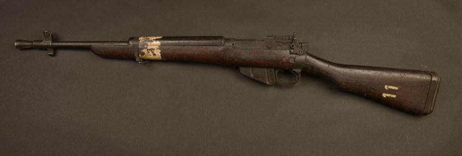 Carabine ENFIELD N°5MK1 JUNGLE CARBINE. Catégorie C11